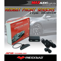 REDBAT DS2004SW 2-Eyes Front Sensor with LCD Display Indicator