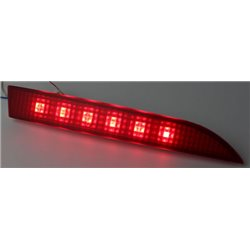 PERODUA MYVI SE2 2008 - 2010 Standard Crystal RED REAR BUMPER LED Light