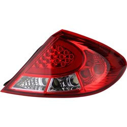 PROTON GEN2/ PERSONA LED Crystal Tail Lamp (Full Smoke/ Full Red)