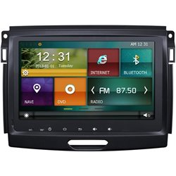 "FORD RANGER T6 2011 - 2015 DYNAVIN 8"" Android Mirror Link Double Din GPS DVD MP3 CD USB SD BT TV Player Free Camera & TV Antenna"