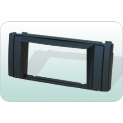 BMW 1995-2003 SERIES 5(E39) / 00-07 X5(E39) Double Din Casing Panel [BN-25K5002]