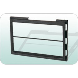 FORD 2002-2006 ESCAPE Single or Double Din Casing Panel [BN-25K542]