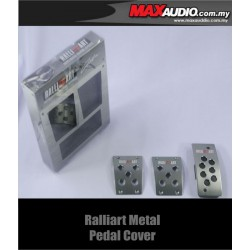 GENUINE RALLI ART Manual Pedal Made In Japan for MITSUBISHI & PROTON