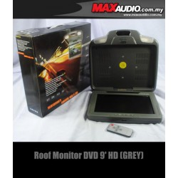 AUDIOLAB 9' 800 x 480px Full HD Grey Roof Monitor Made in Taiwan