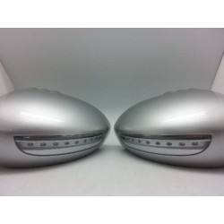 [HONDA CITY/ JAZZ 2003 ~ 2008] Side Mirror Cover LED Signal Light [MC001-SILVER]