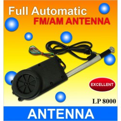 ROTOM MOTOR [LP8000] Full Automatic FM/AM Radio Antenna