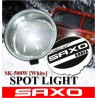"SAXO SK-500W 6.5"" Crystal White Spot Light Made In Korea Per Pair"