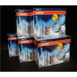 ORIGINAL OSRAM GERMANY 4200K/ 6000K H1, H4, H7, H8, H11, HB3 9005, HB4 9006 CAN BUS HID Conversion Kit (Japanese & Continental)