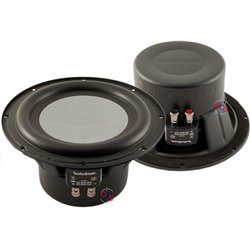 "ROCKFORD FOSGATE P1 Series P1S410 10"" 300W Subwoofer - 2 Unit"