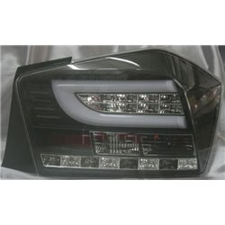 HONDA CITY GM2/ GM3 2008 - 2013 SONAR JDM Style Black Face Light Bar LED Tail Lamp