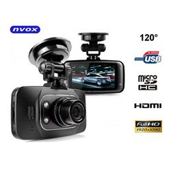 DLAA GS8000L Motion Detection DVR Driving Video Recorder Full HD 1080px Car Camera with Night Vision