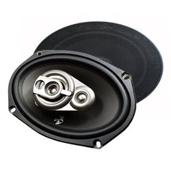 "MOHAWK MOD-693 DIAMOND Series 6""x9"" 3-Way Mid Bass Speaker"