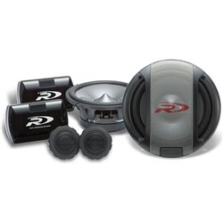"ORIGINAL ALPINE SPR-17S TYPE-R 6.5"" 660W 2-Way Component Speaker"