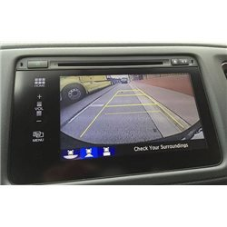 HONDA HRV, VEZEL, XRV V-Spec 2014 - 2016 Original Double Din OEM Plug & Play Rear View Camera Kit