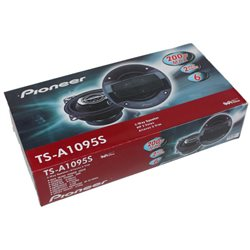 "PIONEER TS-A1095S 4"" 2-Way 200W Coaxial Speaker for Coaxial Speaker for PERODUA MYVI, MERCEDES BENZ, PROTON SAGA2, WIRA"