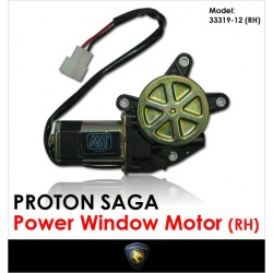 GENUINE PROTON SAGA/ISWARA Right Side Power Window Motor [33319-12 RH]