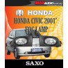 SAXO Fog Lamp Spot Light: HONDA CIVIC ES 2001-2003 Made in Korea [HD050]