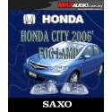 HONDA CITY 2006 - 2008 SAXO Fog Lamp Spot Light Made in Korea [HD089]
