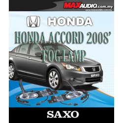 SAXO Fog Lamp Spot Light: HONDA ACCORD 2008-2012 Made in Korea [HD125]