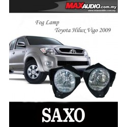 TOYOYA HILUX VIGO 2009 - 2011 SAXO Fog Lamp Spot Light Made in Korea [TY317]