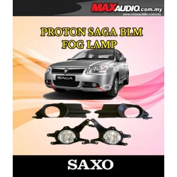 SAXO Fog Lamp Spot Light: PROTON SAGA BLM SE Made in Korea [PR13]