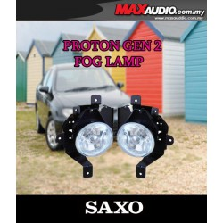 SAXO Fog Lamp Spot Light: PROTON GEN 2 PERSONA Made in Korea [PR01]