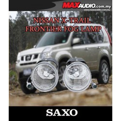 NISSAN X-TRAIL FRONTIER 2007 - 2013 SAXO Fog Lamp Spot Light Made in Korea [NS023]