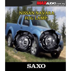 NISSAN NAVARA 2008 - 2012 SAXO Fog Lamp Spot Light Made in Korea [NS275]