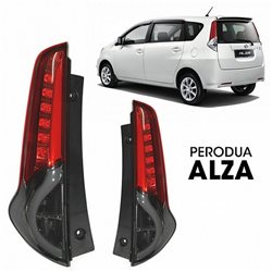 PERODUA ALZA LED Light Bar Tail Lamp (Red)