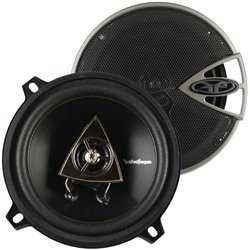 "ROCKFORD FOSGATE PRIME R1502 5.25"" 2-Way Coaxial Speaker Made in USA"