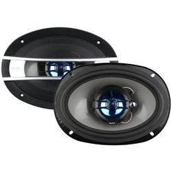 "ORIGINAL SONY XPLOD XS-GTF6926 6""x9"" 3-Way 600W Mid Bass Speaker"