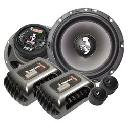 "MOHAWK MOD-6.2 DIAMOND Series 6.5"" 2-Way Component Speaker"