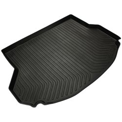 TOYOTA HARRIER 2014 - 2016 ORIGINAL ABS Rubber Anti Non Slip Rear Trunk Boot Cargo Tray Made in Japan (SX)