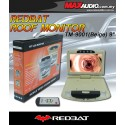 "REDBAT 9"" World Slimest Full HD 800x480px Roof Monitor [TM-9001 Beige]"