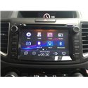 "HONDA CRV 2013 - 2017 DLAA 8"" Full HD LED Double Din GPS DVD DIVX VCD MP3 CD USB SD IPOD BLUETOOTH TV Player Free TV Antenna"
