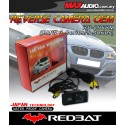 REDBAT RB-196BM 170º Color CCD IR Rear Camera: BMW 3, 5 Series