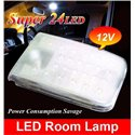 MOST TOYOTA &  PERODUA Super Bright OEM LED Cockpit Cabin Dome Room Lamp (Fully Plug and Play)