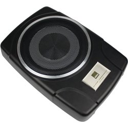 "MBQ AUDIO AW-800D 8"" Underseat Active Subwoofer Made In Germany"