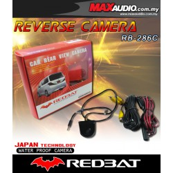 REDBAT RB-286C 170º Color CCD 3 IR Night Vision Reverse Rear Camera