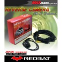 REDBAT RB-J1 170º Full HD IR Night Vision Water Proof Rear Camera
