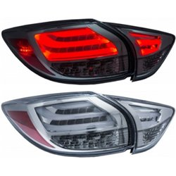 MAZDA CX-5 2012 - 2016 EAGLE EYES Smoke LED Light Bar Tail Lamp [TL-253]
