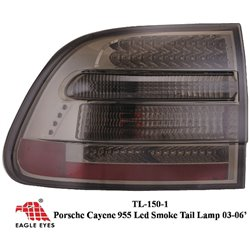 PORSCHE CAYENE 2003 - 2006 EAGLE EYES Red/ Smoke LED Tail Lamp [TL-150-1]