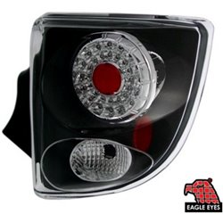 TOYOTA CELICA 2000 - 2004 EAGLE EYES Black LED Tail Lamp [TL-152-1]