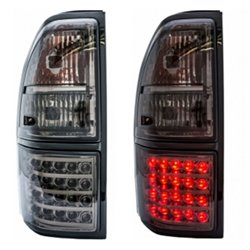 TOYOTA LAND CRUISER FJ90 1995 - 2002 EAGLE EYES Smoke LED Tail Lamp [TL-045-3]