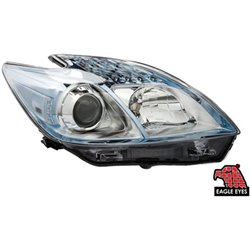 TOYOTA PRIUS 2009 - 2015 EAGLE EYES Projector Head Lamp [HL-149]