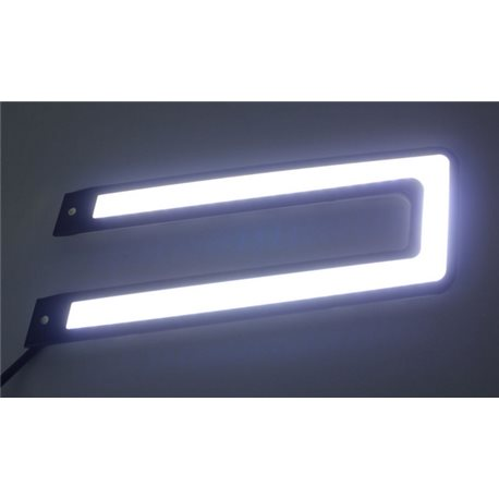 3M C-Concept 6W Market Brightest COB Cool Light Bar DRL Day Time Running Lamp