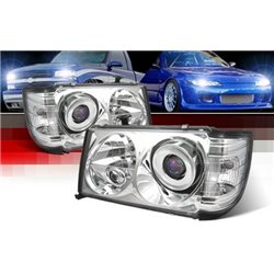 MERCEDES BENZ MASTERPIECE New Facelift W124 E-Class 1994 - 1996 SONAR Projector Head Lamp