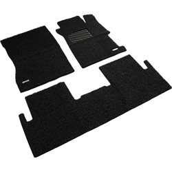 HONDA CIVIC FB 2012 - 2015 Custom Made Full Sets OEM Coil Mat Carpet (Black)