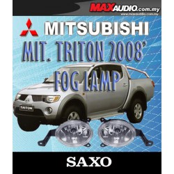 SAXO Fog Lamp Spot Light: MITSUBISHI TRITON 2007-2012 Made in Korea [MB439]