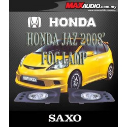 SAXO Fog Lamp Spot Light: HONDA JAZZ 2008 Made in Korea [HD365]